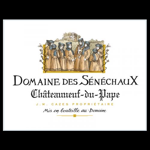 de Coninck Wine Merchant Châteauneuf-du-Pape Domaine des Sénéchaux rouge 2016