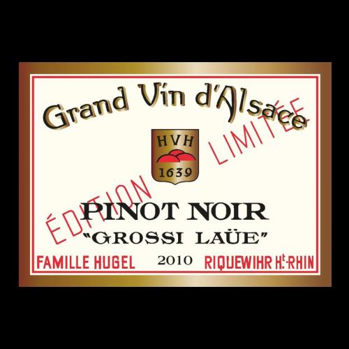 de Coninck Wine Merchant Hugel - Pinot Noir Grossi Laüe 2012