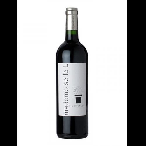 """de Coninck Wine Merchant Mademoiselle """"L"""" - Haut-Médoc vin du Château La Lagune 2016"""