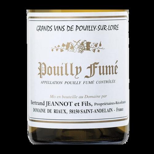 de Coninck Wine Merchant Domaine de Riaux - Pouilly Fumé - 2020 Demi 37,5cl