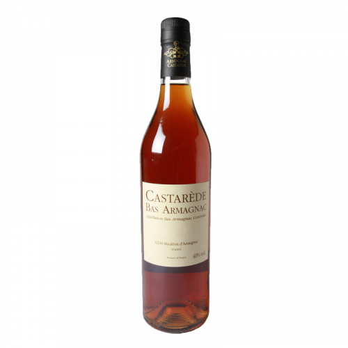 de Coninck Wine Merchant Bas-Armagnac Castarède Millésime 1963