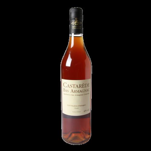 de Coninck Wine Merchant Bas-Armagnac Castarède Millésime 1965