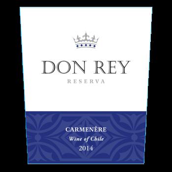 Lapostolle - Don Rey Reserva Carmenère 2014