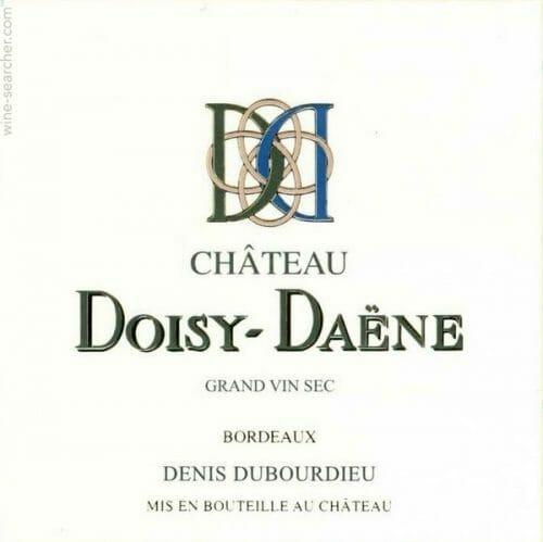 de Coninck Wine Merchant Château Doisy-Daëne - Grand Vin Sec 2016