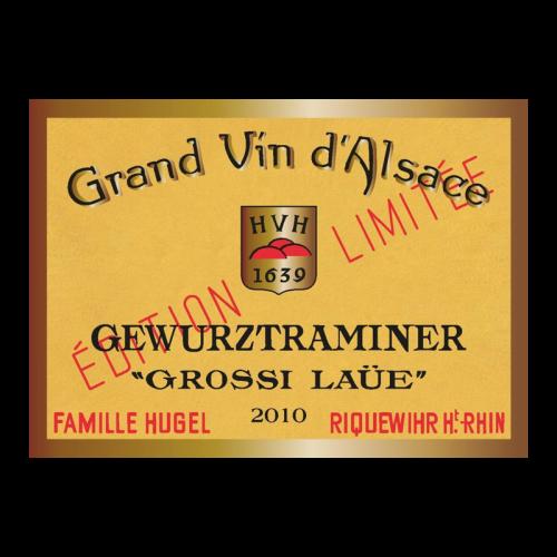 de Coninck Wine Merchant Hugel - Gewurztraminer Grossi Laüe 2011
