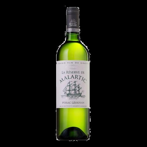 de Coninck Wine Merchant La Réserve de Malartic blanc - Pessac-Léognan 2019