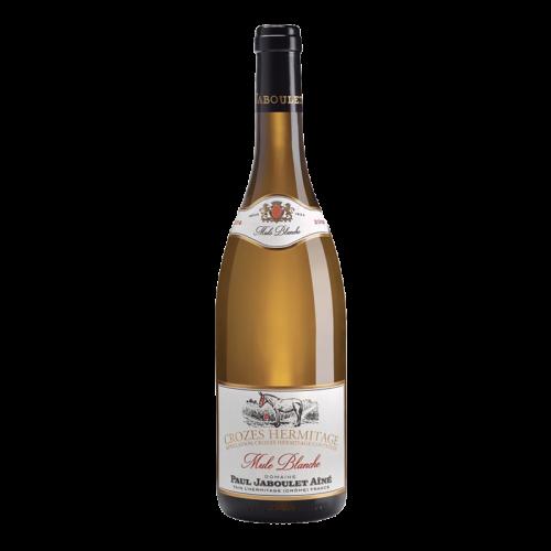 """de Coninck Wine Merchant Paul Jaboulet Aîné - Crozes Hermitage """"La Mule Blanche"""" 2020 BIO"""