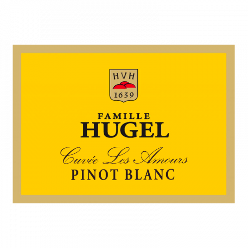 de Coninck Wine Merchant Hugel - Pinot Blanc - Cuvée Les Amours 2019 Demi 37.5CL