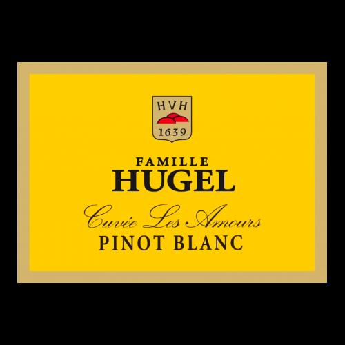 de Coninck Wine Merchant Hugel - Pinot Blanc - Cuvée Les Amours 2019