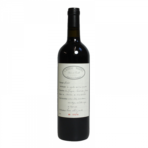 """de Coninck Wine Merchant Château Martet """"Réserve de la Famille"""" 2016 - Sainte-Foy-Bordeaux Double Magnum 3L"""