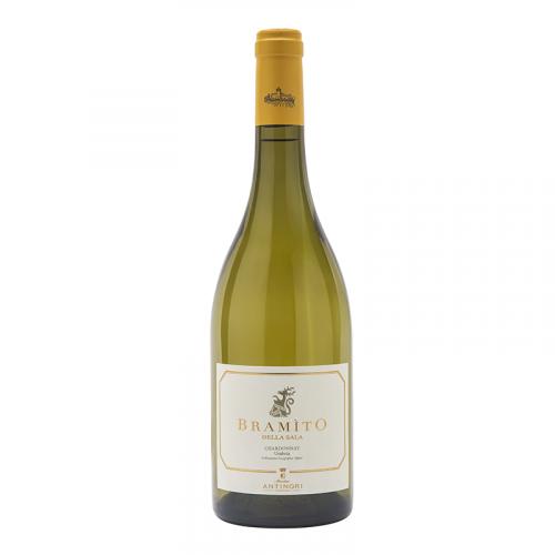 de Coninck Wine Merchant Antinori - Bramito del Cervo 2ème vin du Cervaro della Sala 2020 - Umbrio Bianco