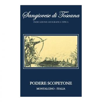 Scopetone - Sangiovese - Toscana 2014