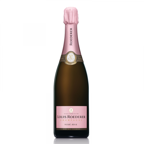 Champagne Louis Roederer Rosé Vintage 2012