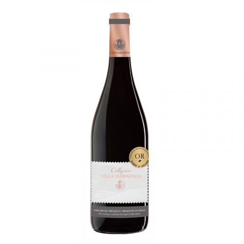 de Coninck Wine Merchant Villa Harmonia Rosso BIO