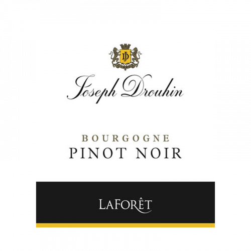 """de Coninck Wine Merchant Joseph Drouhin - Bourgogne Pinot Noir """"Laforêt"""" 2019 Demi 37,5cl"""