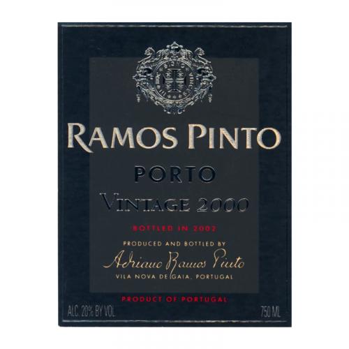 de Coninck Wine Merchant Ramos Pinto - Porto - Vintage 1982