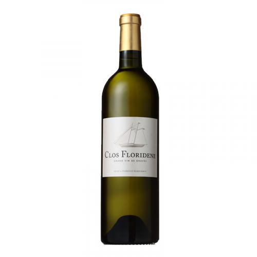 de Coninck Wine Merchant Clos Floridène blanc - AOC Graves 2017