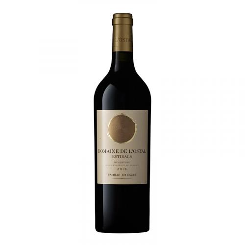 """de Coninck Wine Merchant Domaine de l'Ostal """"Estibals"""" - AOC Minervois 2018"""