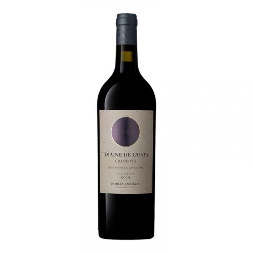 """de Coninck Wine Merchant Domaine l'Ostal Cazes - Minervois La Livinière """"Grand Vin"""" 2017"""