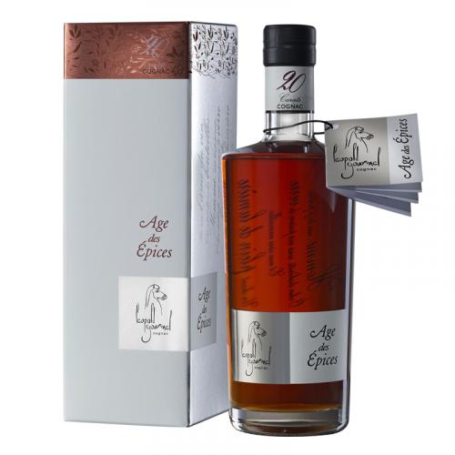 de Coninck Wine Merchant Cognac Léopold Gourmel - Age des Epices - 20 Years Old