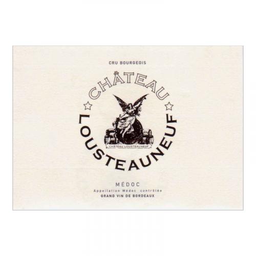 de Coninck Wine Merchant Château Lousteauneuf Cru Bourgeois Médoc 2016