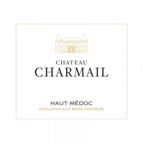 de Coninck Wine Merchant Château Charmail Cru Bourgeois Supérieur Haut-Médoc 2018
