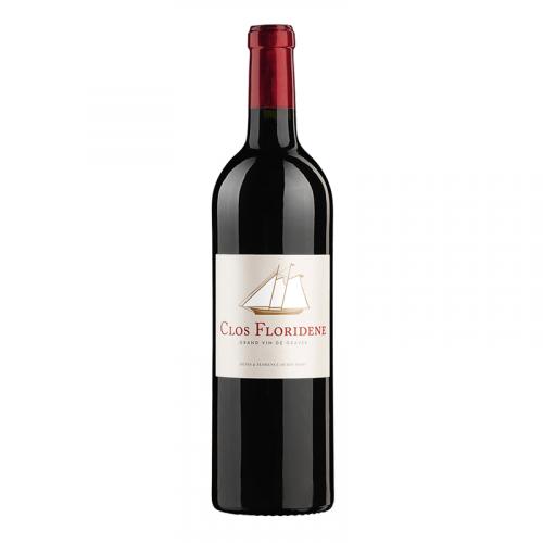 de Coninck Wine Merchant Clos Floridène - Graves rouge 2018