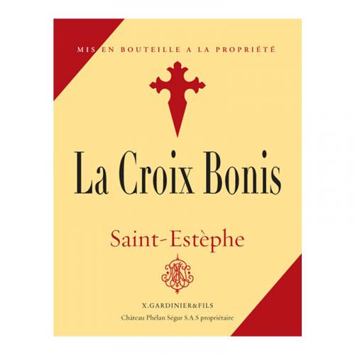 de Coninck Wine Merchant La Croix Bonis - Saint-Estèphe - 2015