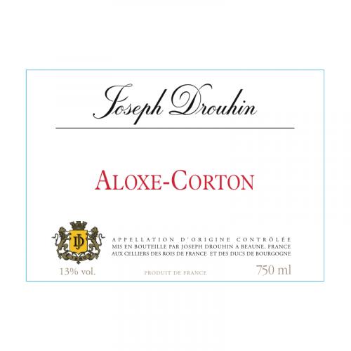 de Coninck Wine Merchant Joseph Drouhin Aloxe Corton 2017