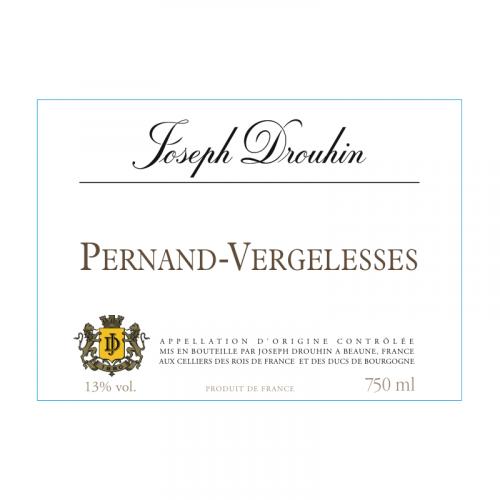 de Coninck Wine Merchant Joseph Drouhin Pernand-Vergelesses blanc 2018 Bio