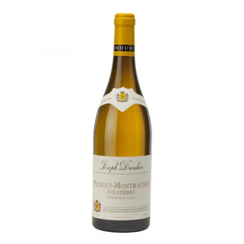 """de Coninck Wine Merchant Joseph Drouhin - Puligny-Montrachet Premier Cru """"Les Folatières"""" 2018"""