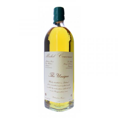 """de Coninck Wine Merchant Michel Couvreur - Whisky """"The Unique"""" 4 Years Old"""