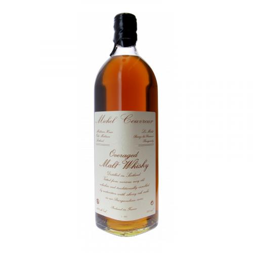 de Coninck Wine Merchant Michel Couvreur - Whisky Malt 12 Years Old Overaged