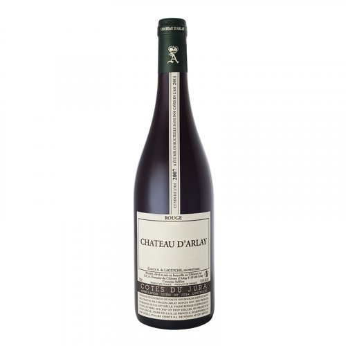 de Coninck Wine Merchant Château d'Arlay - Côtes du Jura rouge 2016