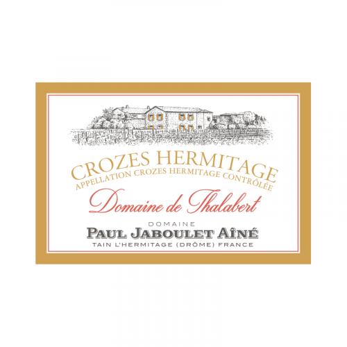 """de Coninck Wine Merchant Paul Jaboulet Aîné Crozes Hermitage """"Domaine de Thalabert"""" 2017 BIO"""
