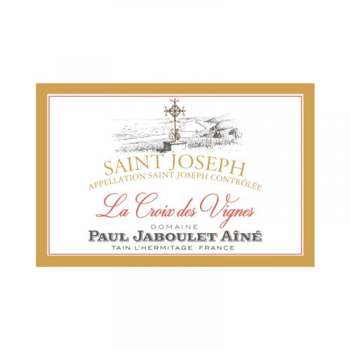 """de Coninck Wine Merchant Paul jaboulet Aîné - Saint Joseph """"La Croix des Vignes"""" 2017 BIO"""