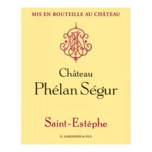 Château Phélan Ségur, Saint Estèphe 2015