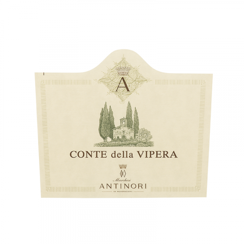 Antinori - Conte della Vipera - Umbria 2016
