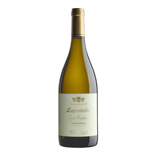 """de Coninck Wine Merchant Lapostolle """"Cuvée Alexandre"""" Chardonnay 2016 - BIO"""
