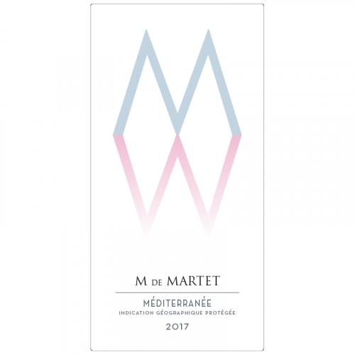 M de Martet - Rosé - Méditerranée 2017