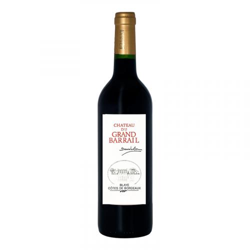 de Coninck Wine Merchant Château du Grand Barrail, Premières Côtes de Blaye 2018