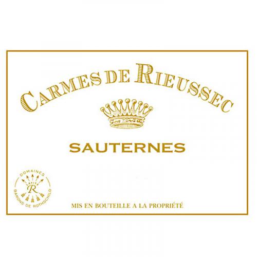 de Coninck Wine Merchant Carmes de Rieussec, Sauternes, 2016/2018