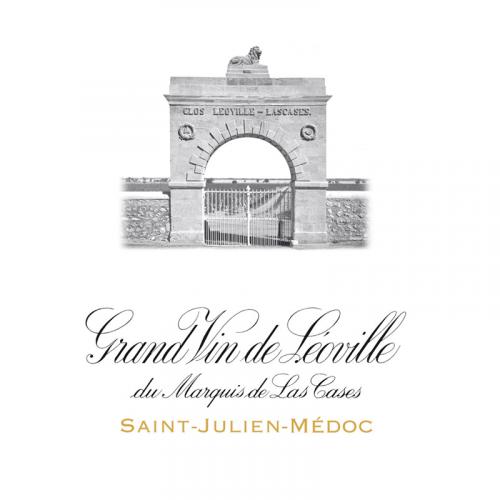 Château Leoville Las Cases, 2ème Grand Cru Classé Saint Julien, 2017