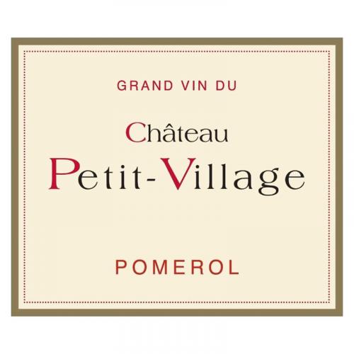 Château Petit Village, Pomerol, 2017