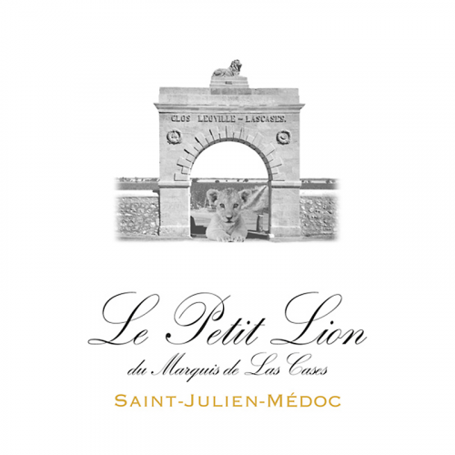Le Petit Lion du Marquis de Las Cases, Saint Julien, 2017
