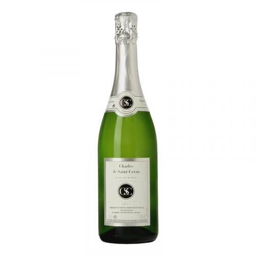 de Coninck Wine Merchant Charles de Saint Céran - Brut Blanc de Blancs