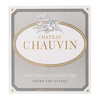 Château Chauvin, Saint Emilion Grand Cru 2015