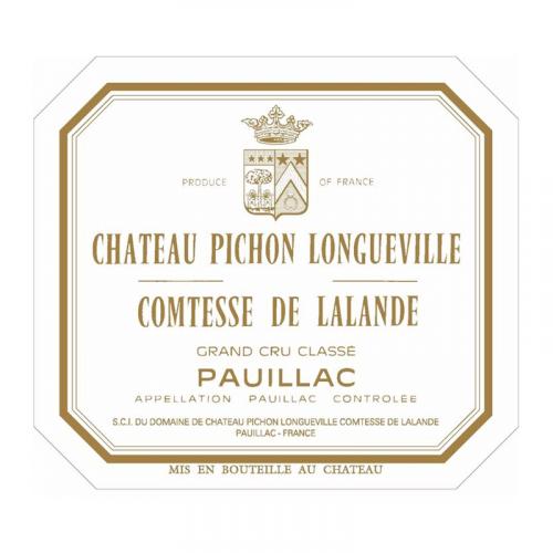de Coninck Wine Merchant Château Pichon Longueville Comtesse de Lalande - Grand Cru Classé de Pauillac 2017