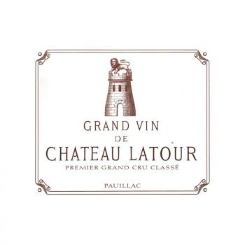 Château Latour, 1er Grand Cru Classé Pauillac, 2011