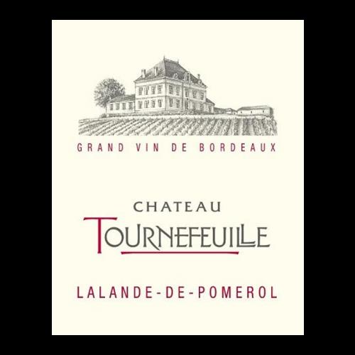 de Coninck Wine Merchant Château Tournefeuille - Lalande de Pomerol 2018